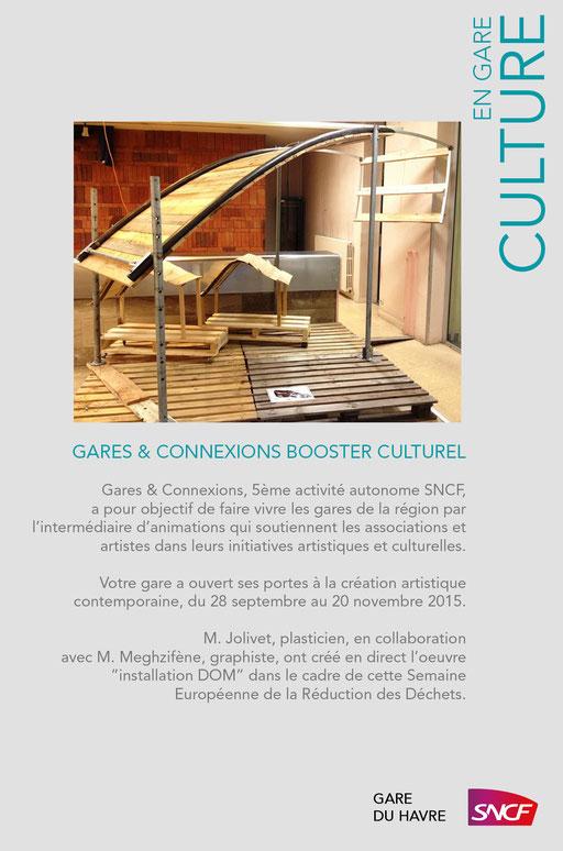 Sébastien Jolivet Art Contemporain Le Havre