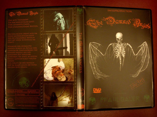 DVD - The Damned Angels