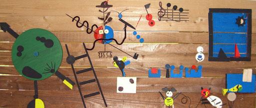Kunstunterricht Grundschule Miro