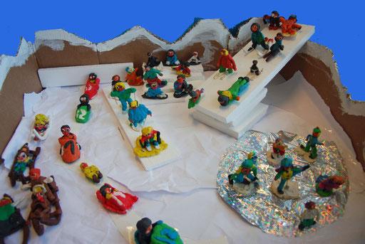 Wintersport und Olympische Spiele