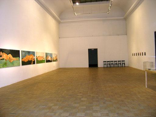 Ausstellungsansicht Männerlandschaften, Künstlerhaus Wien