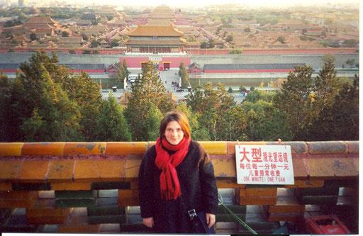 Eva Hradil, Peking 2001