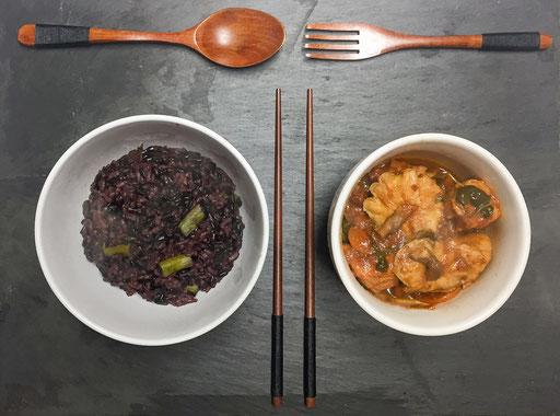 Alentejano Chinese cuisine
