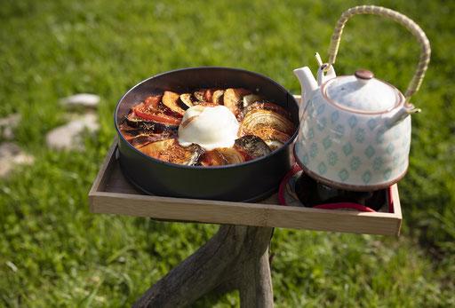 Pata Pata with Jerusalema tea