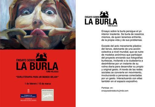 Inauguración dia 1 de febrero en el Museo Barjola de Gijón