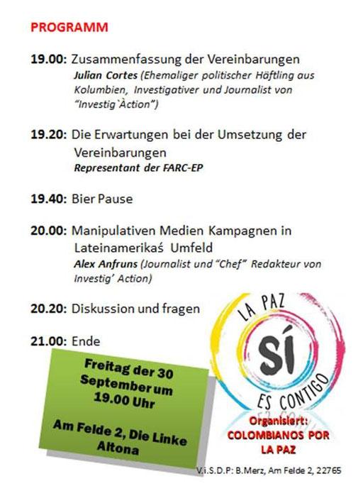 Dokumentiert: - Internetseite des AK Friedenswissenschaft HAW Hamburg