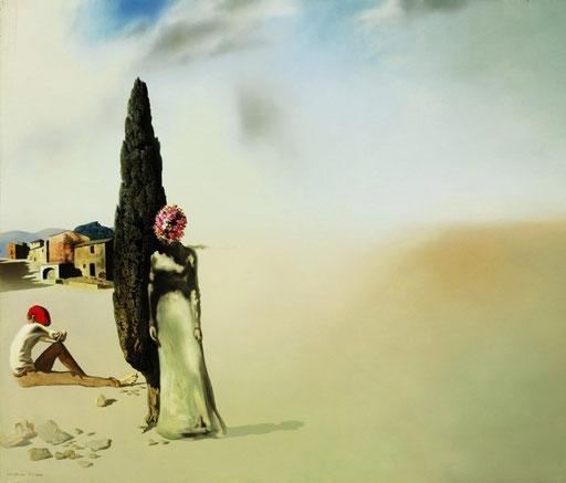 Сальвадор дали. Весенняя некрофилия (1936), сколько стоят картины дали
