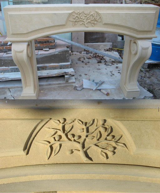 fireplace-stone-carved-thoronet-var-83-girder-ornamentation