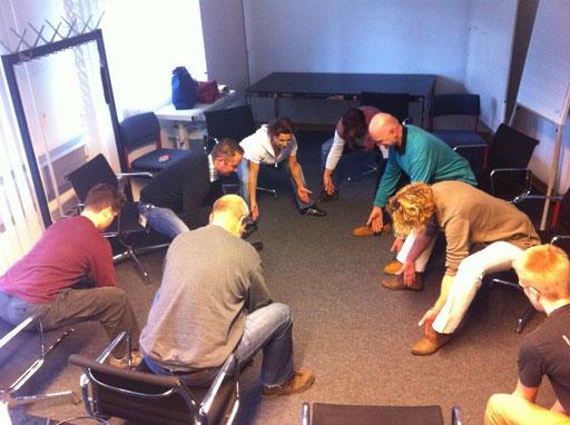 Bewegung im Büro / Firmensport