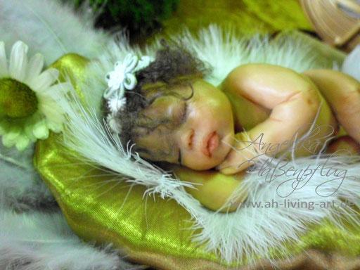 Ooak Mini Baby Emely Unikat