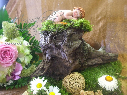 Mini Baby Ooak Unikat Skulptur Mia