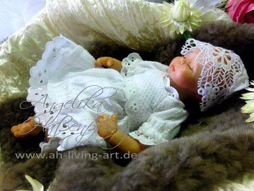 Ooak Baby Puppe kaufen Polymer