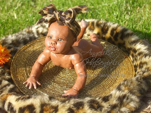 Naomi Unikat, Baby Ooak aus Polymer