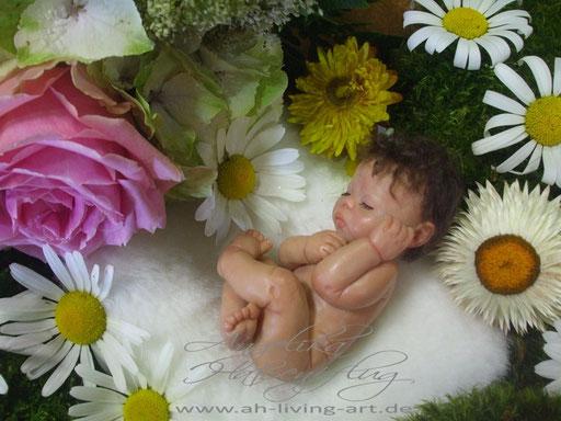 Ooak Baby aus Polymer