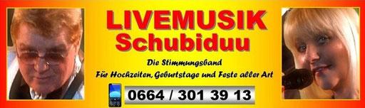 Livemusik für Geburtstag, Hochzeit mit Livemusik, Duo, Livemusik, Hochzeitsband, Liveband, Stimmungsband