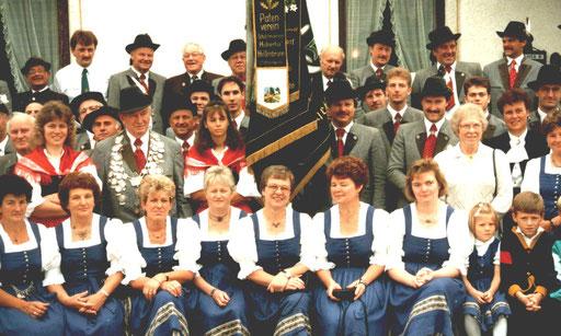 1993 beim 30-jährigen Vereinsjubiläum