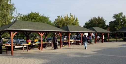 Samstags-Markt  (5:00 Uhr bis 8:00 Uhr früh)