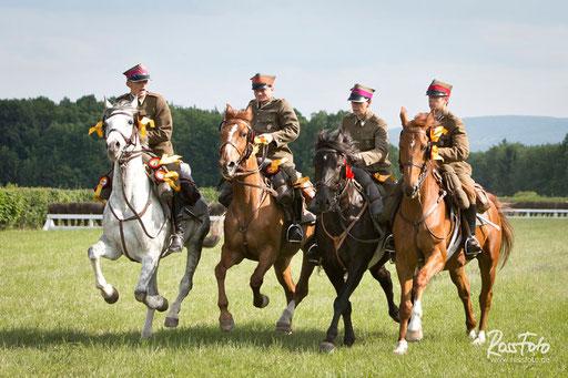Kavallerie, Kavallerieverband, Deutsche Kavalleriemeisterschaft, polnische Ulanen, Rossfoto, Dana Krimmling