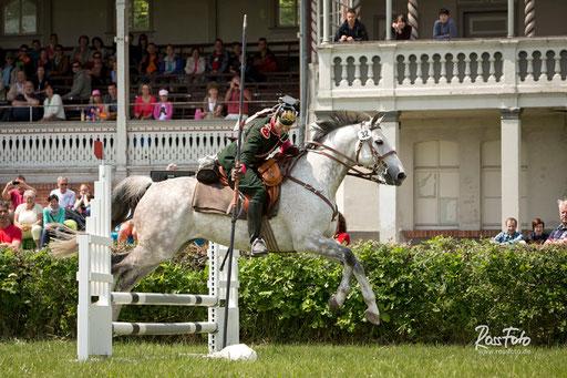 Kavallerie, Kavallerieverband, Deutsche Kavalleriemeisterschaft, bayerische Ulanen, Rossfoto, Dana Krimmling