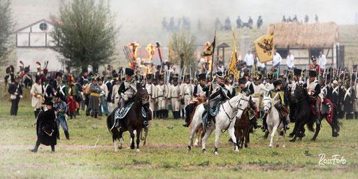 RossFoto Dana Krimmling Völkerschlacht Leipzig Deutscher Kavallerieverband