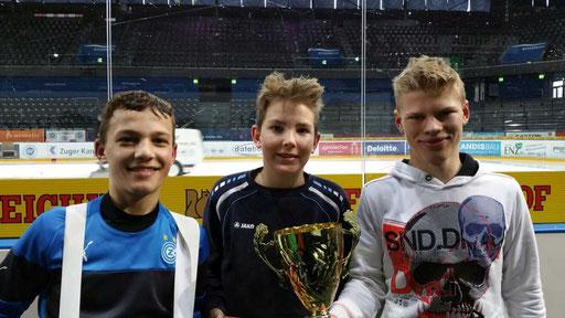 Siegerteam 2016 - Boys