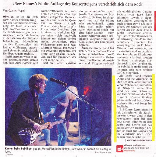 Quelle: Westfälische Nachrichten, 5.5.2014