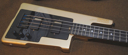 not mine, unfortunately. A STEINBERGER prototype for Gibson with ...