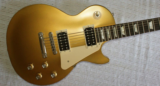 Gibson Les Paul Studio 50`s Tribute Humbucker Goldtop