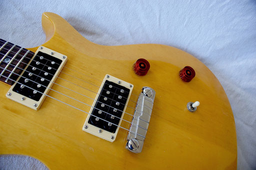 I like the modest PRS guitars best. Click to enarge