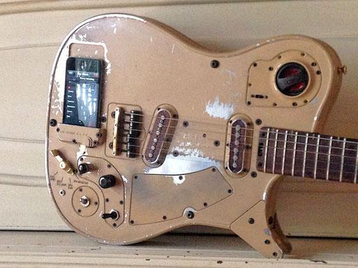 Larsen Guitar Mfg. M-9 MK4 guitar