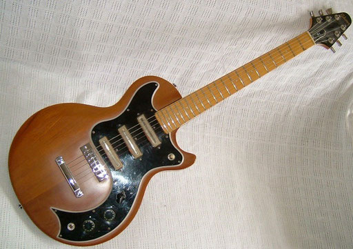 Gibson S-1, mid to end of `70s