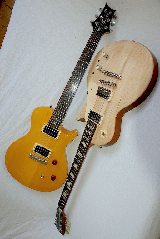 Of course you want to know how these two compare. The price was nearly  the same but since the Gibson is only an USA-model and the PRS comes from Korea the PRS` built quality is clearly superior.