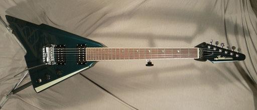 Fender Katana, Japan 1985 to 86