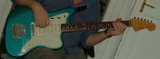 Fender USA 62RI Jazzmaster (approx 2008)