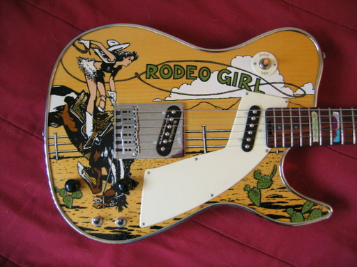 Girlbrand Rodeogirl. Looking at the inlay this must be another one ...!?!?