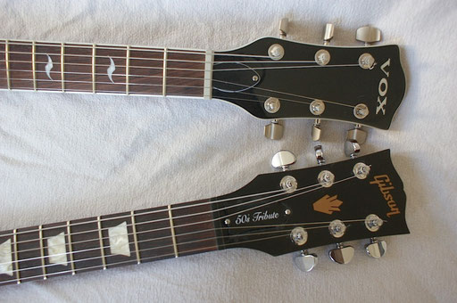 Vox SDC-55 or Gibson SG 50`s Tribute? Click to enlarge