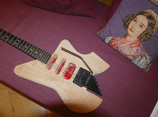 a whammy with tuners on the moving parts? The lady has doubts
