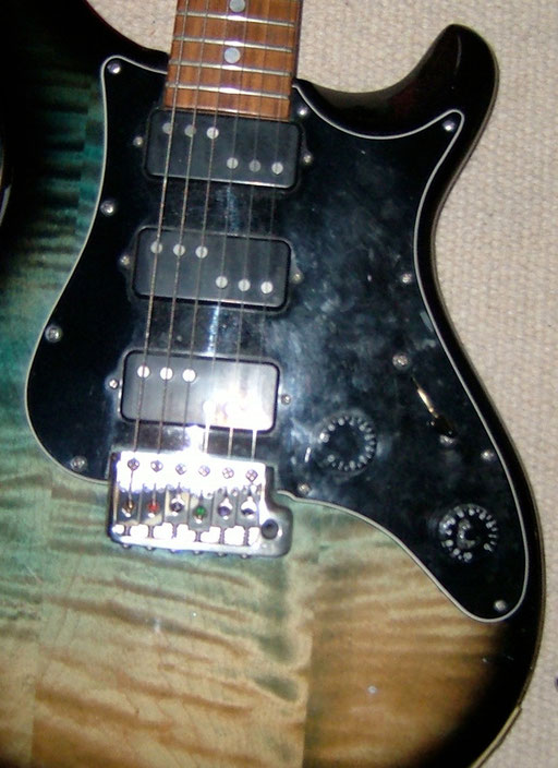 Lindy Fralin Domino Pickups