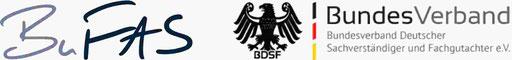 Logo BuFAS & BDSF