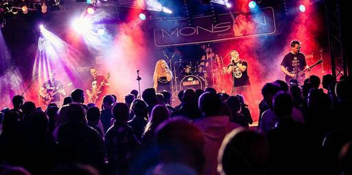 Monsun RockCover - handgemachter Live-Rock der Extraklasse aus Südwestfalen
