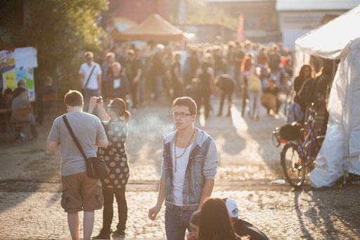 Impressionen vom fokus Festival 2013 (Foto: Tomasz Janusz Szeremeta)