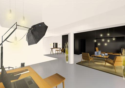 FOS Fotostudio Innenausbau
