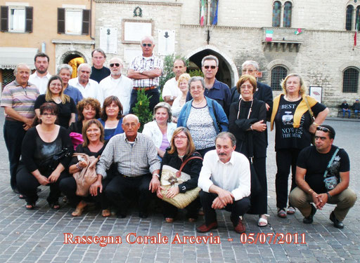 Rassegna Corale Arcevia 5 luglio 2011