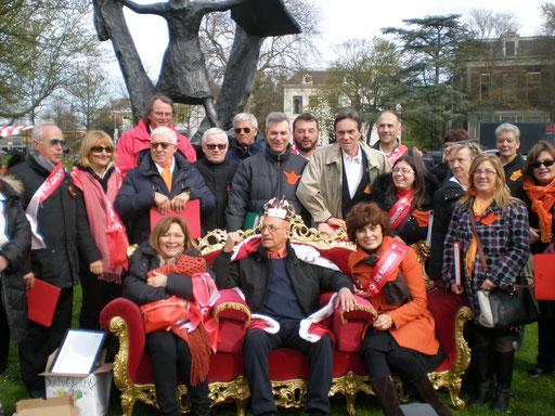 Haarlem Olanda 29 aprile 2013