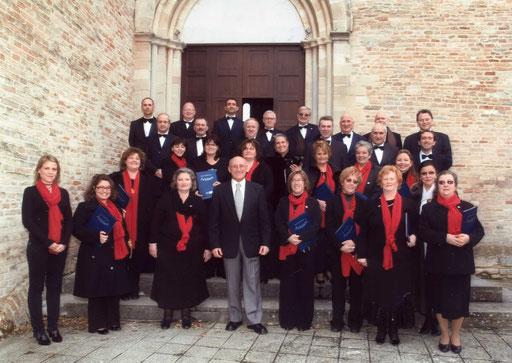 Coro Jubilate 2005 Abbazzia di San Lorenzo in Campo