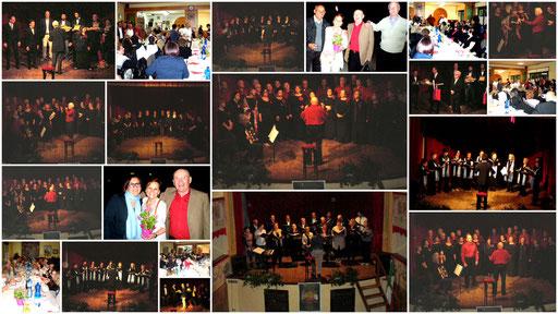 """Rassegna Corale Laurentina – Domenica 18 Maggio 2014 - Coro Jubilate (San Lorenzo in Campo) – Coro """"La Piana"""" (Verbania)"""