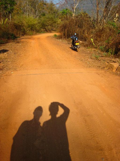 sonnenaufgang in laos
