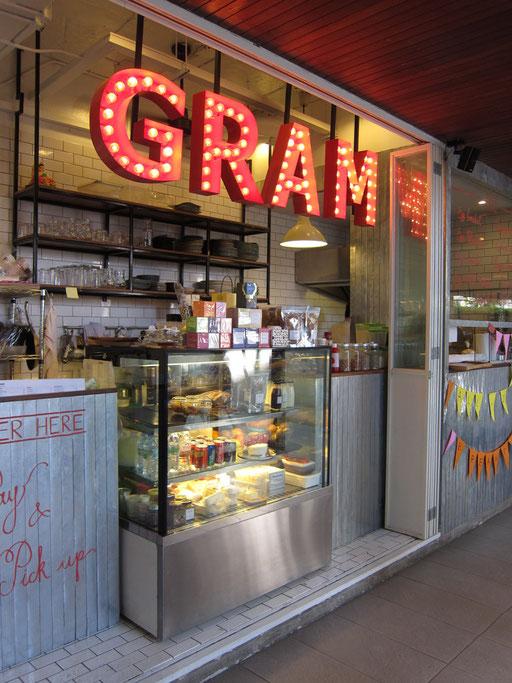 GRAM frühstück in bangkok