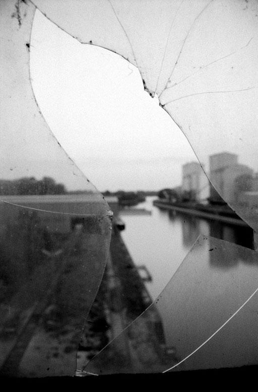 Wien, Hafen, Albern, © Nina Kreuzinger, 2009.