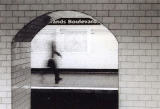 Paris, © Nina Kreuzinger, 2009.
